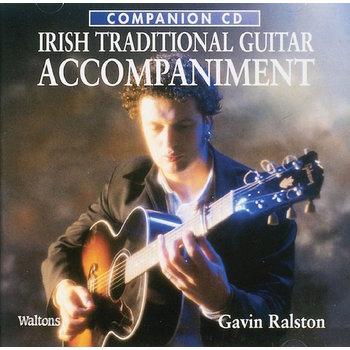 GAVIN RALSTON - IRISH TRADITIONAL GUITAR ACCOMPANIMENT (CD)