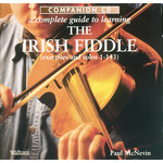 PAUL MCNEVIN - A COMPLETE GUIDE TO LEARNING THE IRISH FIDDLE (CD).