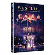 WESTLIFE - THE TWENTY TOUR LIVE FROM CROKE PARK (DVD).