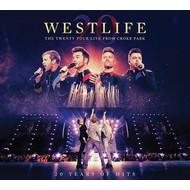 WESTLIFE - THE TWENTY TOUR LIVE FROM CROKE PARK (CD / DVD).