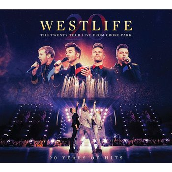 WESTLIFE - THE TWENTY TOUR LIVE FROM CROKE PARK (CD / DVD)