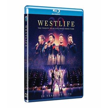 WESTLIFE - THE TWENTY TOUR LIVE FROM CROKE PARK (Blu - Ray)