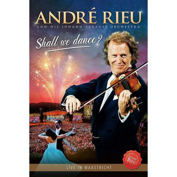 ANDRE RIEU - SHALL WE DANCE (DVD)