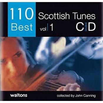 WALTONS - 110 BEST SCOTTISH TUNES VOLUME 1 (CD)