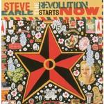 STEVE EARLE - THE REVOLUTION STARTS NOW (CD)...