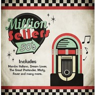 MILLION SELLERS 50'S - VARIOUS ARTISTS (CD)...