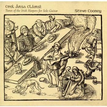 STEVE COONEY - CEOL ÁRSA CLÁIRSÍ (CD)