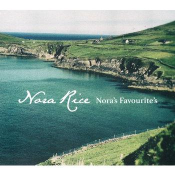 NORA RICE - NORA'S FAVOURITE'S (CD)