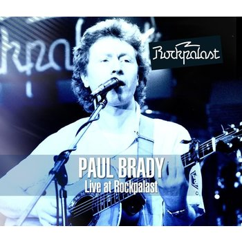 PAUL BRADY - LIVE AT ROCKPALAST (CD / DVD)