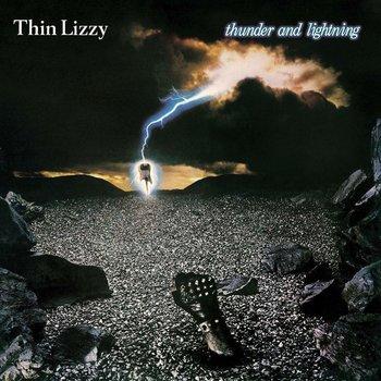 THIN LIZZY - THUNDER AND LIGHTNING (Vinyl LP)