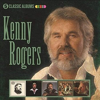 KENNY ROGERS - 5 CLASSIC ALBUMS (CD)