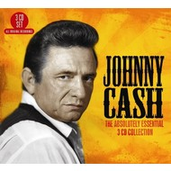 JOHNNY CASH - THE ABSOLUTELY ESSENTIAL COLLECTION (3 CD Set)...