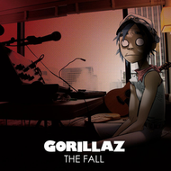 GORILLAZ - THE FALL (CD).