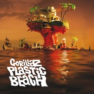 GORILLAZ - PLASTIC BEACH (CD).