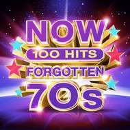 NOW 100 HITS FORGOTTEN 70S - VARIOUS ARTISTS (CD).