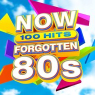 NOW 100 HITS FORGOTTEN 80S - VARIOUS ARTISTS (CD)...
