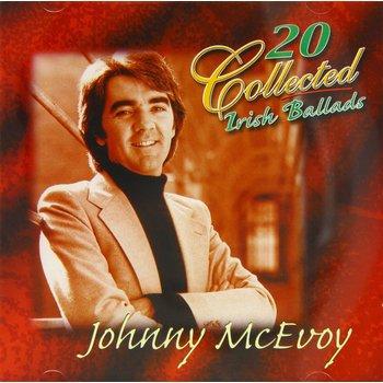 JOHNNY MCEVOY - 20 COLLECTED IRISH BALLADS (CD)