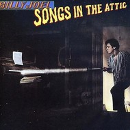 BILLY JOEL - SONGS IN THE ATTIC (CD).