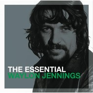 WAYLON JENNINGS - THE ESSENTIAL WAYLON JENNINGS (CD)...