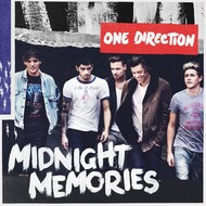 ONE DIRECTION  - MIDNIGHT MEMORIES (CD).