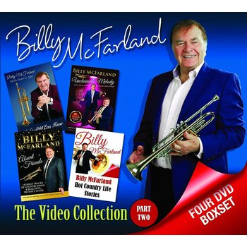 BILLY MCFARLAND - THE VIDEO COLLECTION PART TWO (DVD)