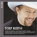 TOBY KEITH - ICON (CD).