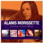 ALANIS MORISSETTE - ORIGINAL ALBUM SERIES (CD).