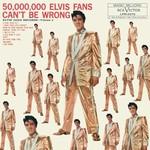 ELVIS PRESLEY - 50,000,000 ELVIS FANS CAN'T BE WRONG (Vinyl LP).