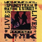 BRUCE SPRINGSTEEN AND THE E STREET BAND - LIVE IN NEW YORK CITY (Vinyl LP).