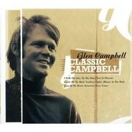 GLEN CAMPBELL - CLASSIC CAMPBELL (CD).