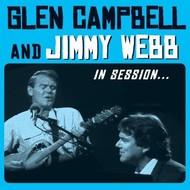 GLEN CAMPBELL & JIMMY WEBB - IN SESSION (CD / DVD).