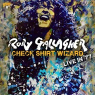 RORY GALLAGHER - CHECK SHIRT WIZARD LIVE IN '77 (Vinyl LP).