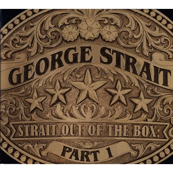 GEORGE STRAIT - STRAIT OUT OF THE BOX (CD)