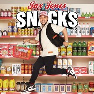 JAX JONES - SNACKS (Vinyl LP).