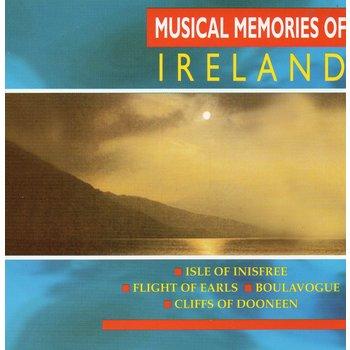 MUSICAL MEMORIES OF IRELAND (CD)