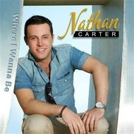 NATHAN CARTER - WHERE I WANNA BE (CD).