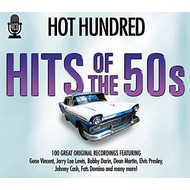 HOT HUNDRED HITS OF THE 50S - VARIOUS ARTISTS (CD)...