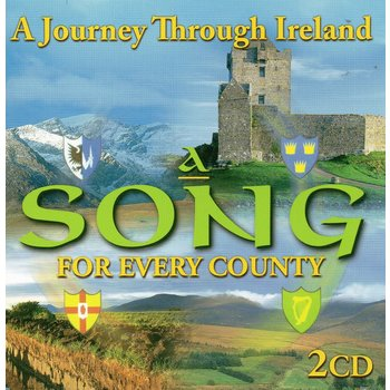 A SONG FOR EVERY COUNTY - VARIOUS IRISH ARTISTS (2 CD SET)