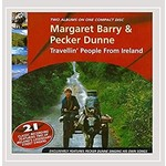 MARGARET BARRY & PECKER DUNNE - TRAVELLIN' PEOPLE FROM IRELAND (CD)...