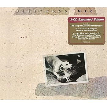 FLEETWOOD MAC - TUSK EXPANDED EDITION (3 CD SET)