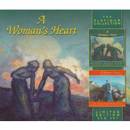 A WOMAN'S HEART VOLUME 1 & 2 THE PLATINUM COLLECTION (CD)...