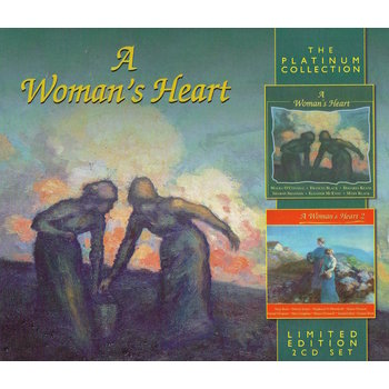 A WOMAN'S HEART VOLUME 1 & 2 THE PLATINUM COLLECTION (CD)