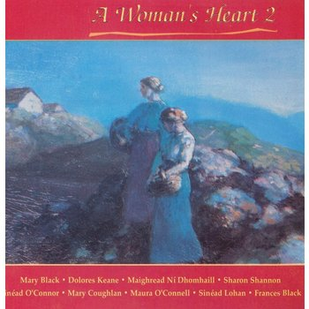 A WOMAN'S HEART 2 - VARIOUS ARTISTS (CD)