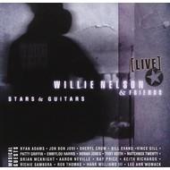 WILLIE NELSON& FRIENDS - STARS & GUITARS (CD)...
