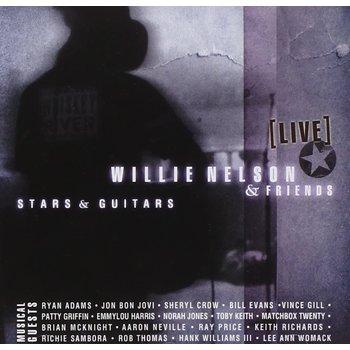 WILLIE NELSON& FRIENDS - STARS & GUITARS (CD)