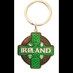 IRISH KEYRING - CELTIC IRELAND...