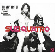 SUZI QUATRO - THE VERY BEST OF SUZI QUATRO (CD)...