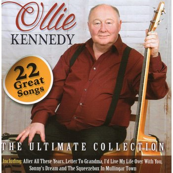 OLLIE KENNEDY - THE ULTIMATE COLLECTION (CD)