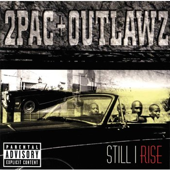2PAC & OUTLAWZ - STILL I RISE (CD)
