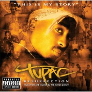 2PAC -  RESURRECTION (CD)...